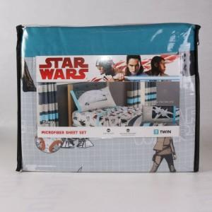 Star Wars Mircofiber Twin Sheet Set New