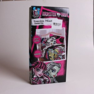 Mattel Monster High Reversible Standard Size Pillowcase Nip