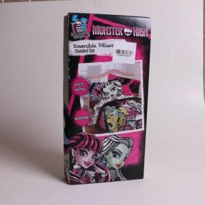 Mattel Monster High Reversible Standard Size Pillowcase Nip