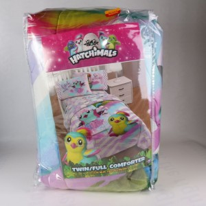 Hatchimals Twin/full Comforter