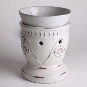 Scentsy Full Size Warmer Hampton