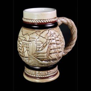 Avon 1982 Mini Stein Of Tall Ships