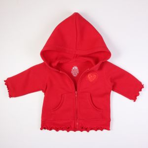 Red Okie Dokie Infant Jacket 0-3 Months