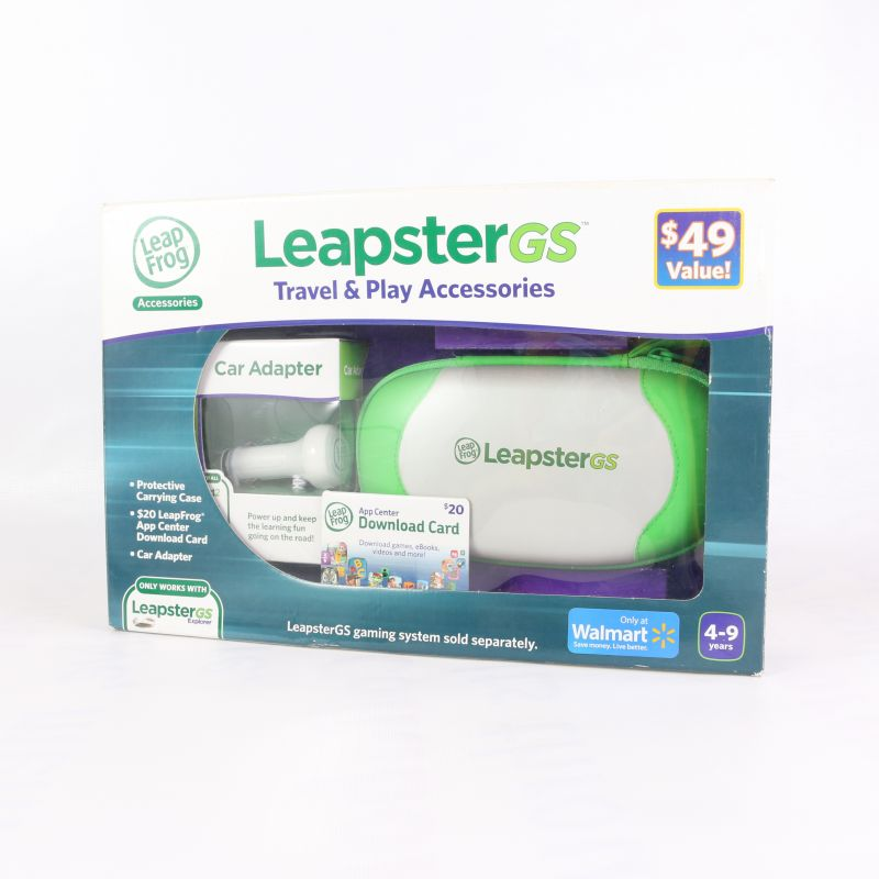 Leap Frog Leapster GS Travel And Play Accessories Kit