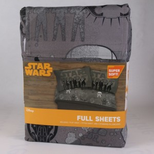 Star Wars Super Soft Full Sheet Set Brand New